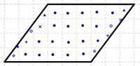 Kuva 2. Oppilaan A ratkaisu: kokonaisten ruutujen laskeminen.